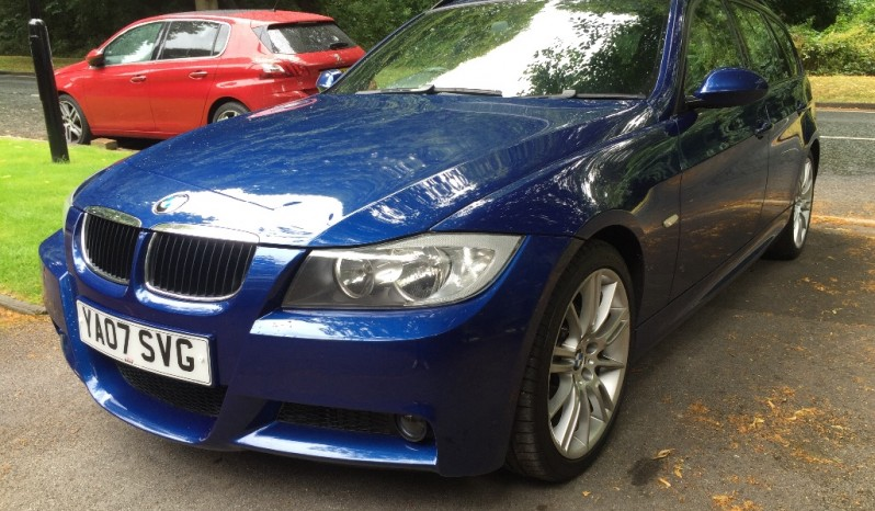 BMW 3 Series M-Sport full